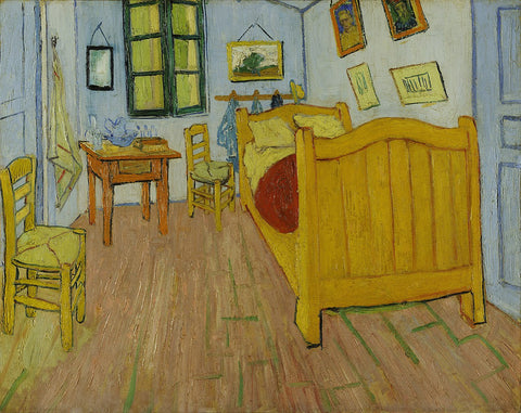 Van Gogh Painting Monday 17 August