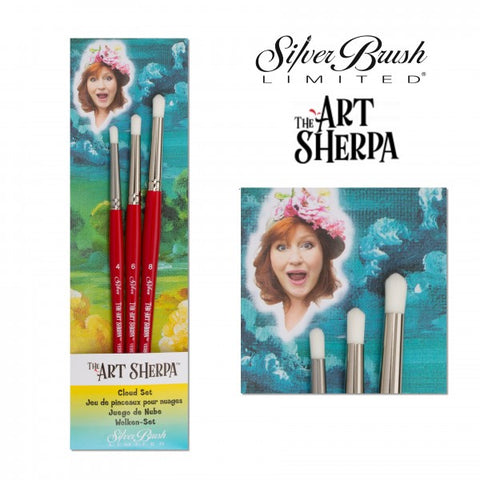 The Art Sherpa Cloud Set