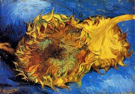 VAN GOGH PAINTING MONDAY 12 OCTOMBRIE