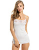 Spaghetti Strap Stretch Bodycon Lingeries Dress Babydoll