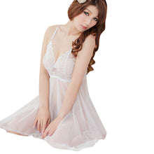 Irregular Hem Babydoll with G-string