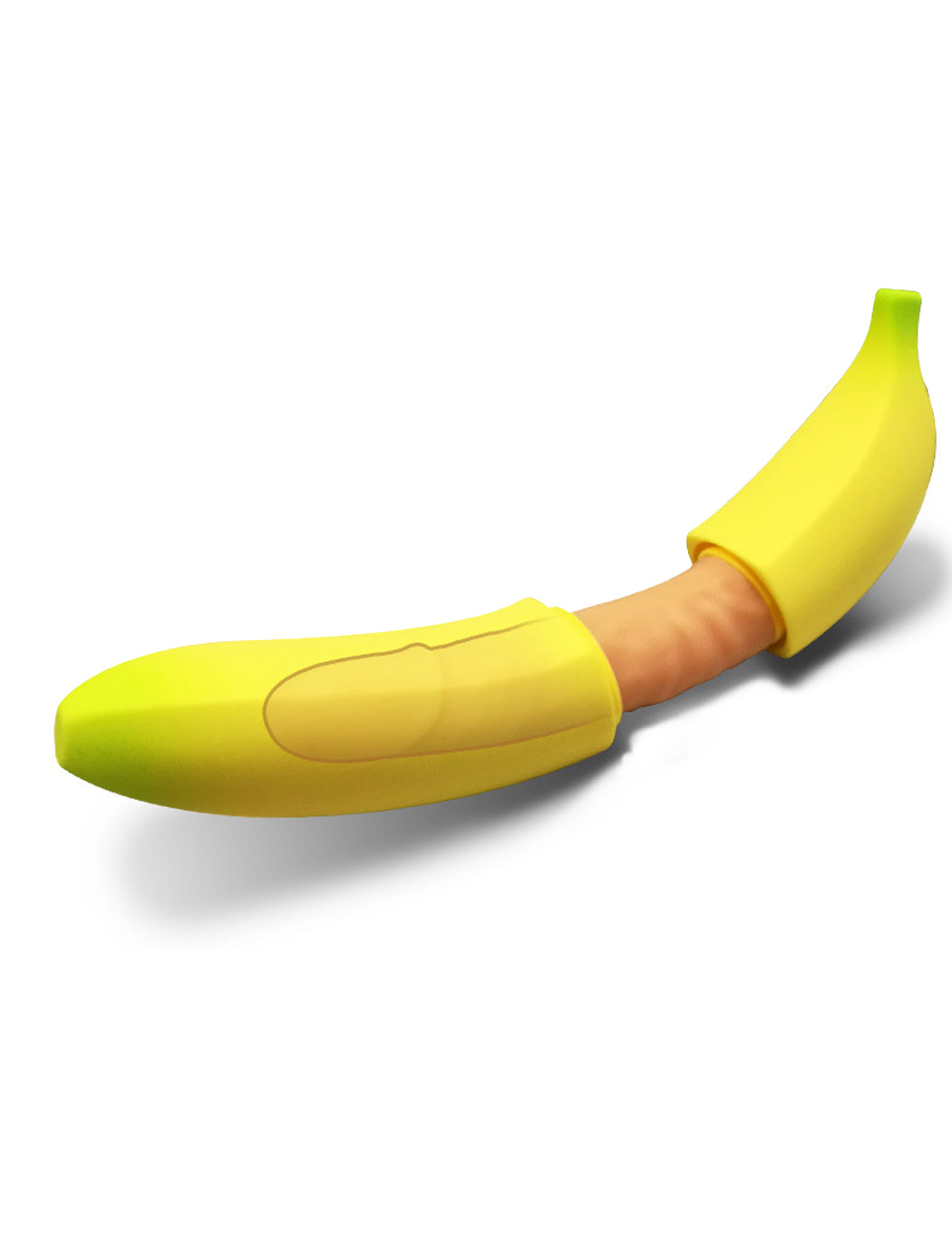 Mr. Banana Dildo Vibrator