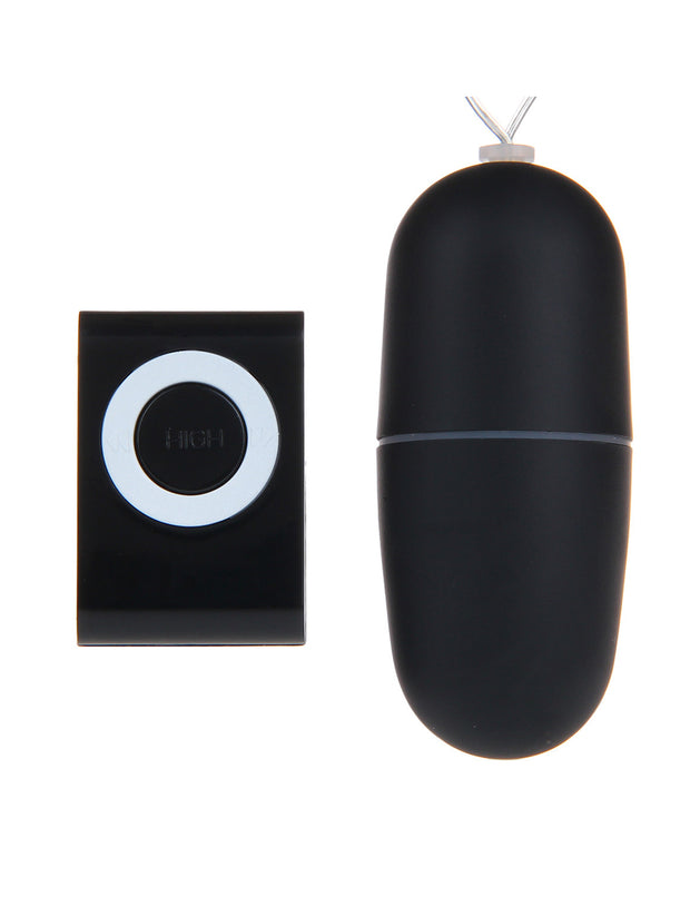 Portable Mini Remote Control Vibrating Egg