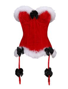 Christmas Slimming Corset Shapewear