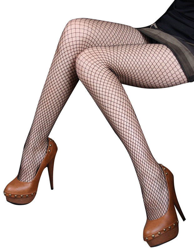 Fishnet Holes Stockings Hosiery