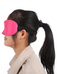 Soft 3D Sleep Mask Sponge Eye Mask Travel Shade Cover Rest Relax Blindfold