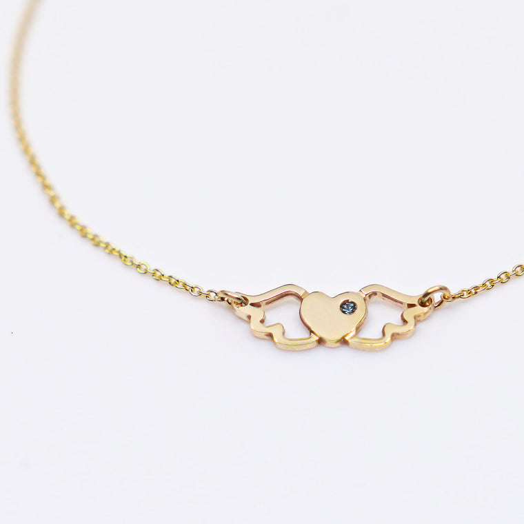 Little Angel Bracelet Gold