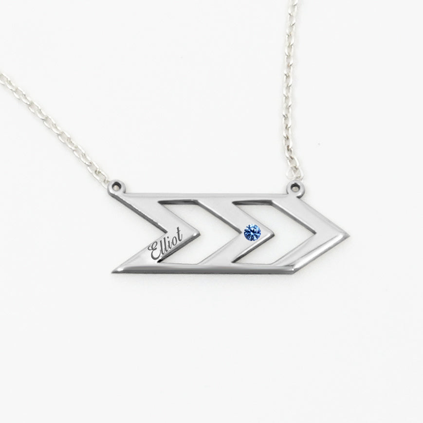 Copy of Three Arrows Necklace