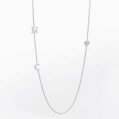 Initials + Symbols Necklace