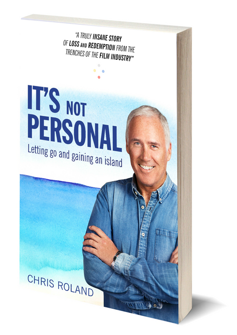 It's Not Personal - Letting Go and Gaining an Island (eBook)