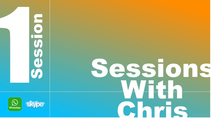Sessions With Chris (South African Residents Only)