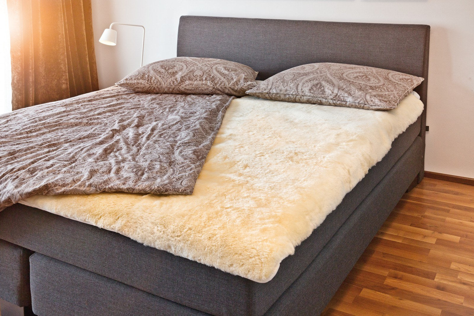 Sheepskin Mattress Covers
