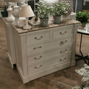 The Liberty Collection Two Over Three Chest Of Drawers - Triftware