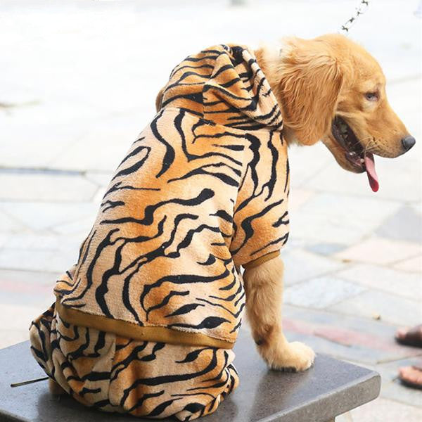Large Tiger Costume