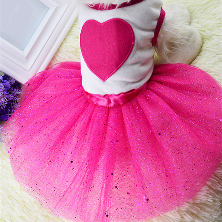 Stella Princess Dress