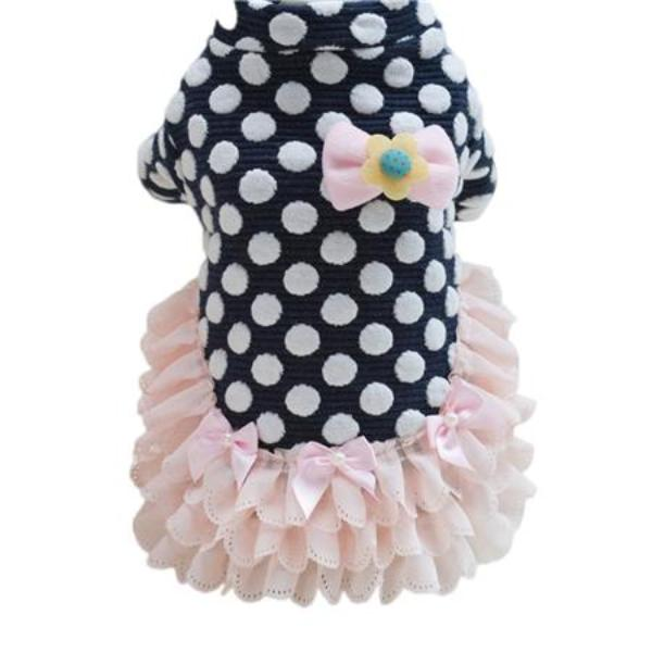Dotted Princess Dress