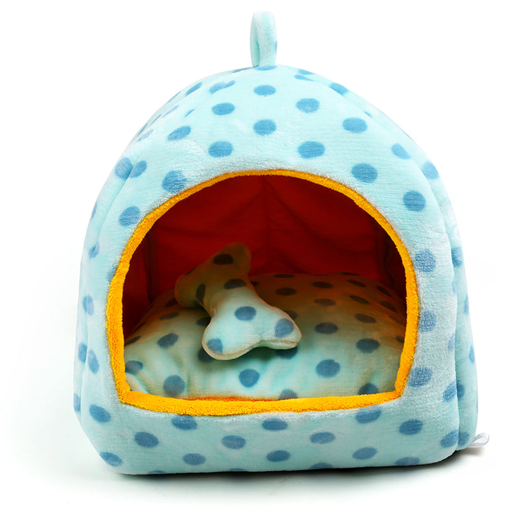 Dotted Dog House