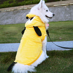 Yellow Pluto Costume