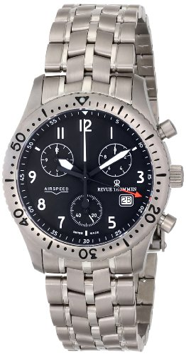 REVUE THOMMEN AIRSPEED CLASSIC 16001.9197