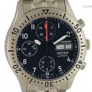 REVUE THOMMEN AIRSPEED CLASSIC 16007.6137