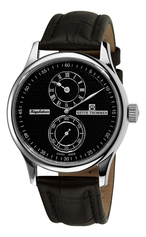 REVUE THOMMEN REGULATOR 16065.2537