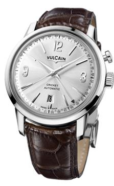 VULCAIN 50S PRESIDENTS AUTOMATIC CRICKET 210150.276LF