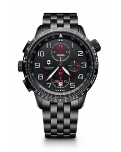 VICTORINOX SWISS ARMY MACH 9 BLACK EDITION 241742