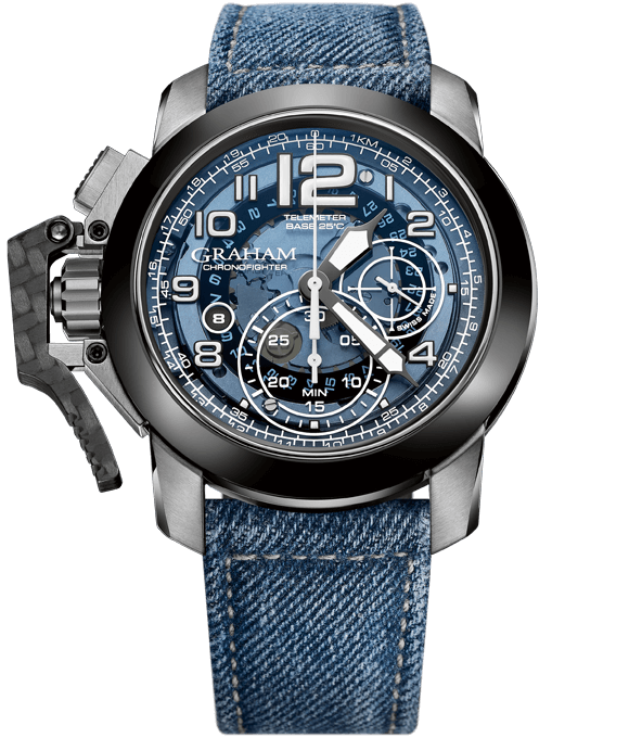 GRAHAM CHRONOFIGHTER TARGET 2CCAC.U04A.T33S