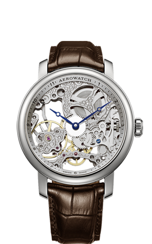 AEROWATCH RENAISSANCE SKELETON 57931 AA01