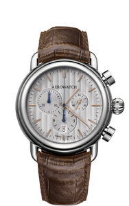 AEROWATCH 1942 CHRONO QUARTZ 83939 AA 08