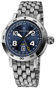 CHRONOSWISS TIMEMASTER GMT CH-2563/SO-2