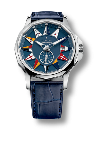 CORUM ADMIRAL'S CUP LEGEND 42 AUTOMATIC WATCH A395/02982