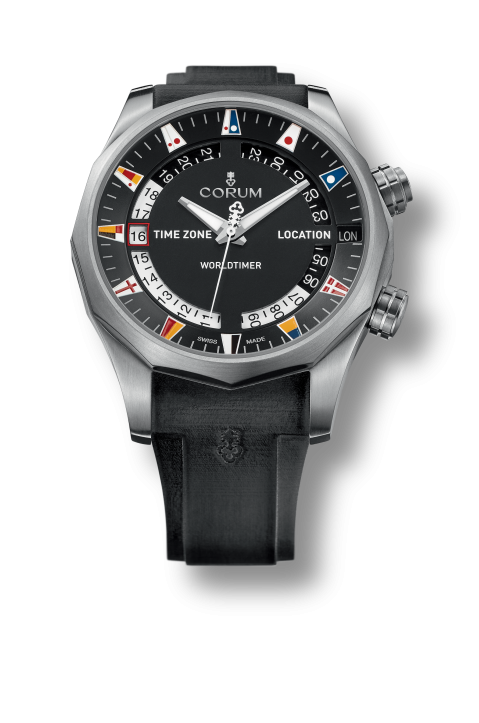 CORUM ADMIRAL'S CUP LEGEND 47 WORLDTIMER A637/02744