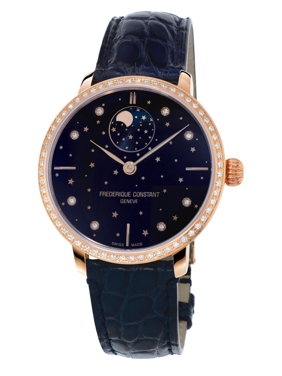 FREDERIQUE CONSTANT SLIMLINE MOONPHASE MANUFACTURE FC-701NSD3SD4S