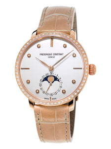 FREDERIQUE CONSTANT SLIMLINE MOONPHASE MANUFACTURE FC-703VD3SD4