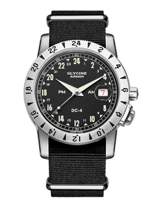 GLYCINE AIRMAN DC4 PURIST GL0072