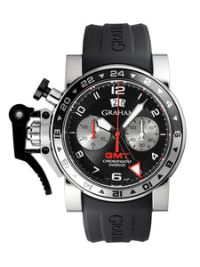 GRAHAM CHRONOFIGHTER OVERSIZE GMT 2OVGS.B039A