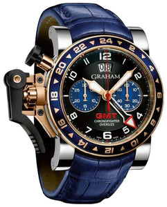 GRAHAM CHRONOFIGHTER OVERSIZE GMT 2OVGG.B26A.C89F