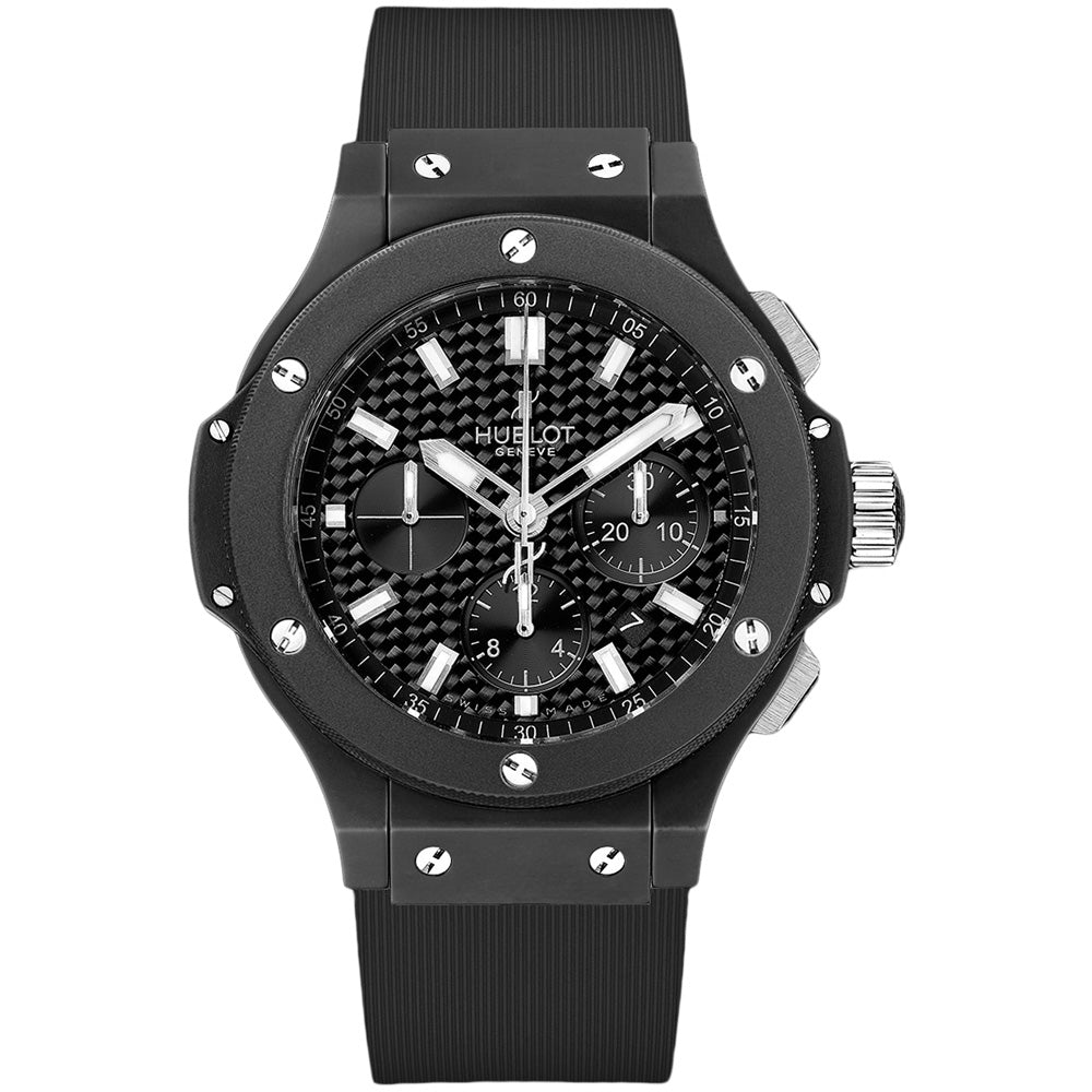 HUBLOT  BIG BANG CERAMIC BLACK MAGIC 44 MM 301.CI.1770.RX