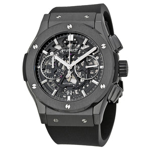 HUBLOT CLASSIC FUSION AERO BLACK MAGIC 45 MM 525.CM.0170.RX