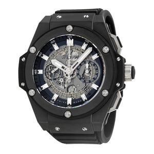 HUBLOT KING POWER UNICO BLACK MAGIC 48 MM 701.CI.0170.RX