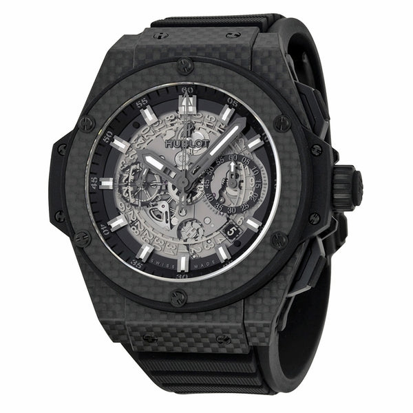 HUBLOT KING POWER UNICO ALL CARBON 48 MM 701.QX.0140.RX