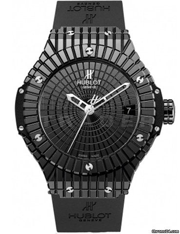 HUBLOT BIG BANG BLACK CAVIAR 41 MM 346.CX.1800.RX