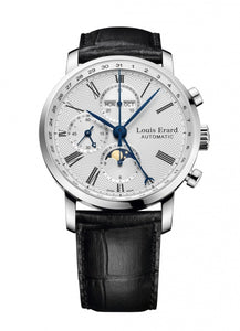 LOUIS ERARD EXCELLENCE CHRONOGRAPH DAY/DATE/MONTH 80231AA21