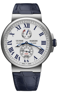 ULYSSE NARDIN MARINE CHRONOMETER WATCH 1183-122/40