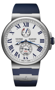 ULYSSE NARDIN MARINE CHRONOMETER WATCH 1183-122-3/40
