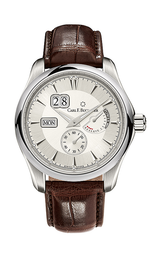 CARL F. BUCHERER MANERO POWER RESERVE 00.10912.08.13.01