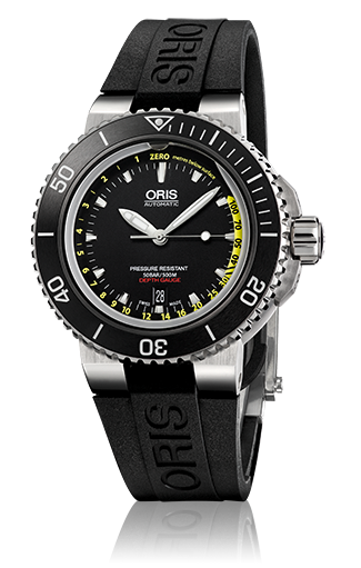 ORIS AQUIS DEPTH GAUGE 01 733 7675 4154-SET RS