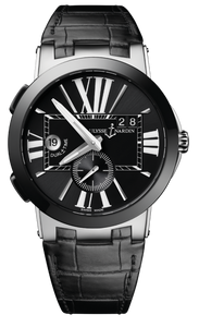 ULYSSE NARDIN EXECUTIVE DUAL TIME 243-00/42