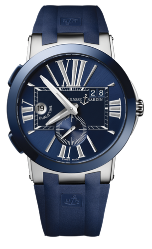 ULYSSE NARDIN EXECUTIVE DUAL TIME 243-00-3/43